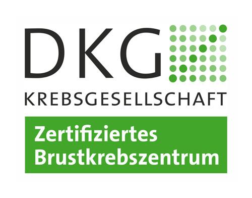 Zertifiziertes Brustkrebszentrum DKG
