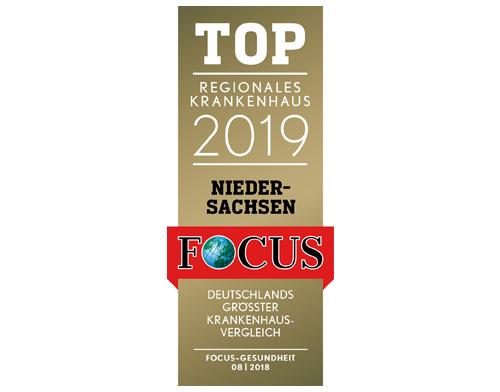 Top Regionales Krankenhaus 2019 Focus Krankenhausvergleich