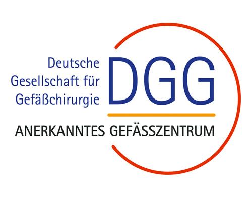 Deutsche Gesellschaft für Gefäßchirurgie - Anerkanntes Gefäßzentrum DGG