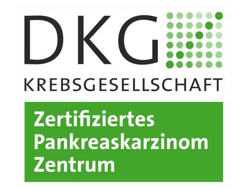 Zertifiziertes Pankreaskarzinom Zentrum DKG