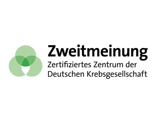 Zweitmeinung Zertifiziertes Zentrum der Deutschen Krebsgesellschaft