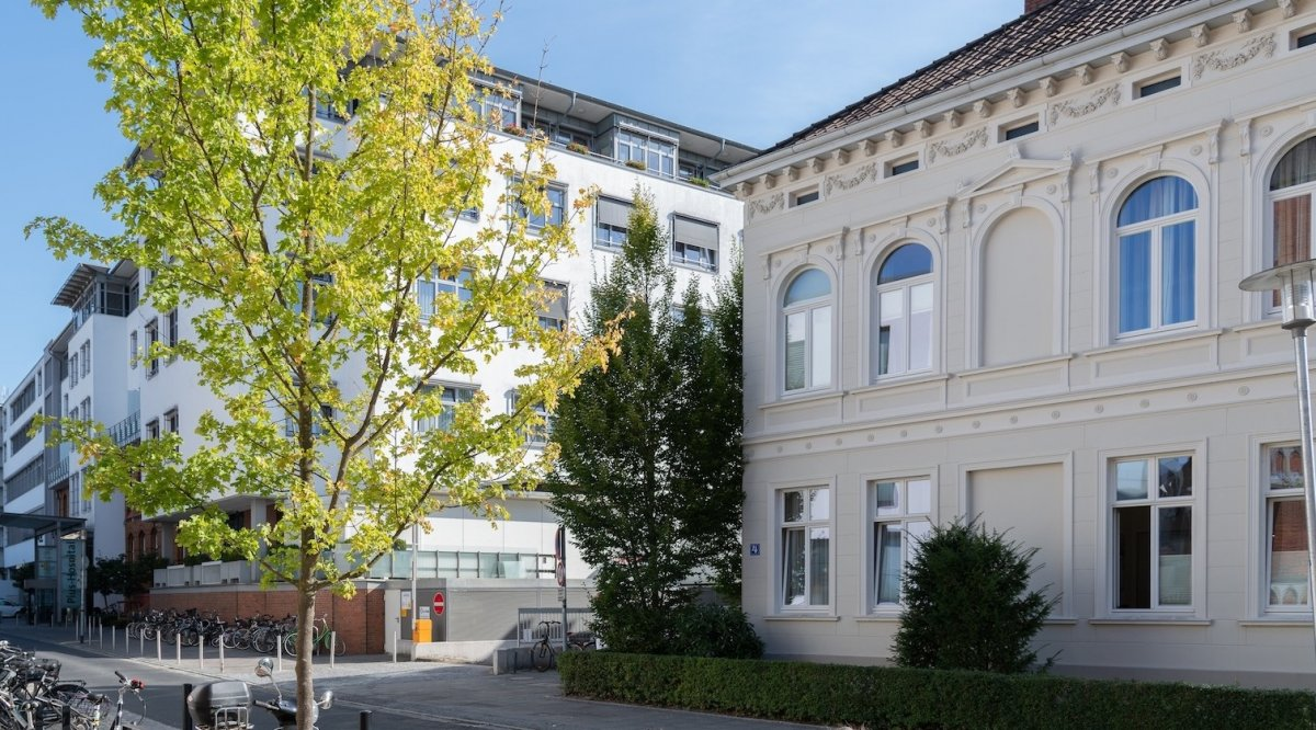 Das Kompetenzzentrum Pflege, Funktion, Service im Pius-Hospital Oldenburg