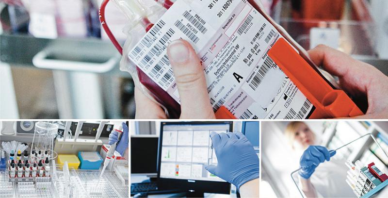 Blick ins Blut – Welttag des Labors 2017