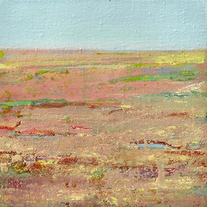 Kunstausstellung Kleine Landschaften