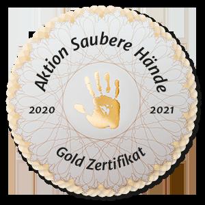 Säubere Hände: Erneut Gold-Zertifikat für das Pius-Hospital