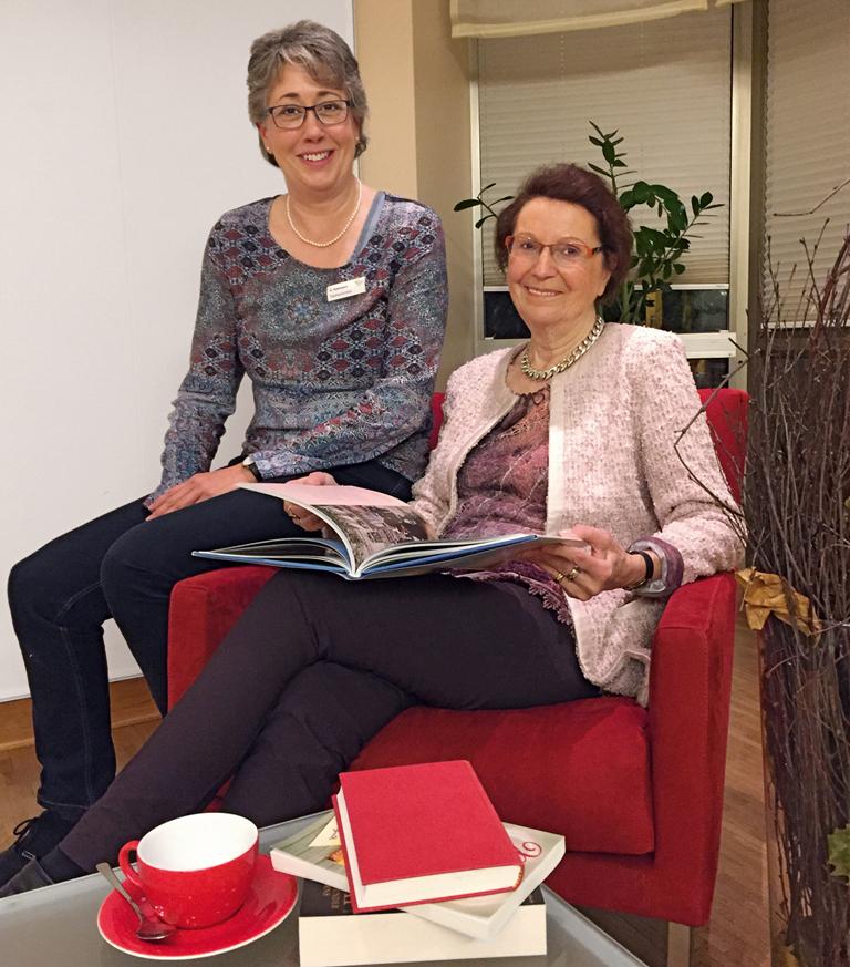 Bücherzauber und Bratapfelduft am 15. November 2016