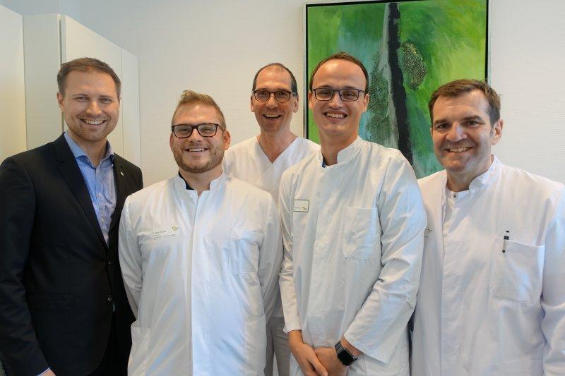 Bestandene DESA-Prüfung: Beruflicher Meilenstein für Anästhesisten
