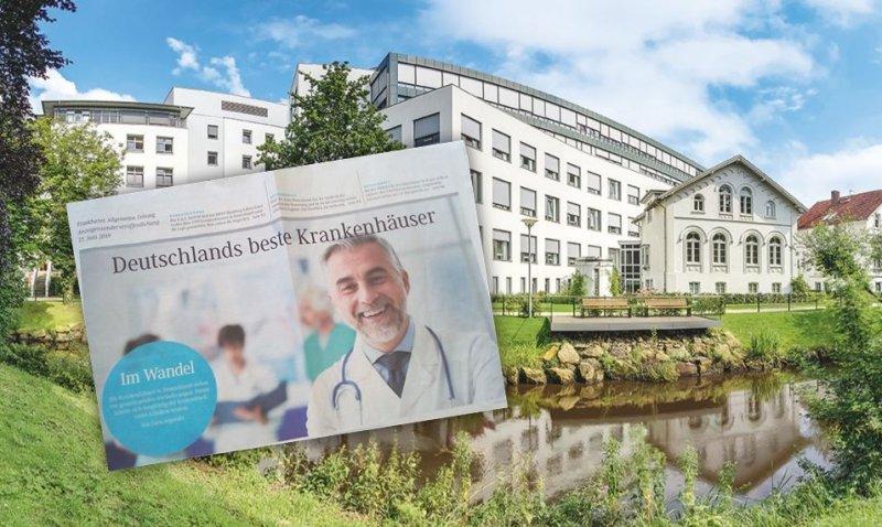 Pius-Hospital ist Top-Universitätsklinik