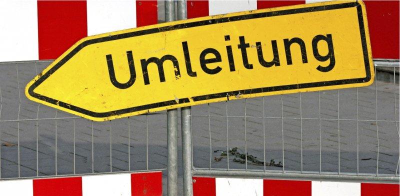Straßensperrungen beim Oldenburg Marathon