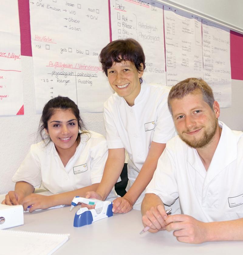 Umschulung zum/r Gesundheits- und Krankenpfleger/-in