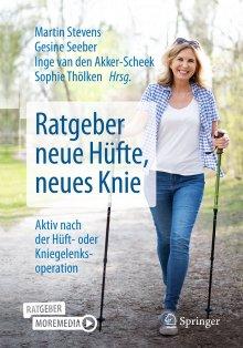 """Titelansicht Ratgeber """"Neue Hüfte, neues Knie"""""""