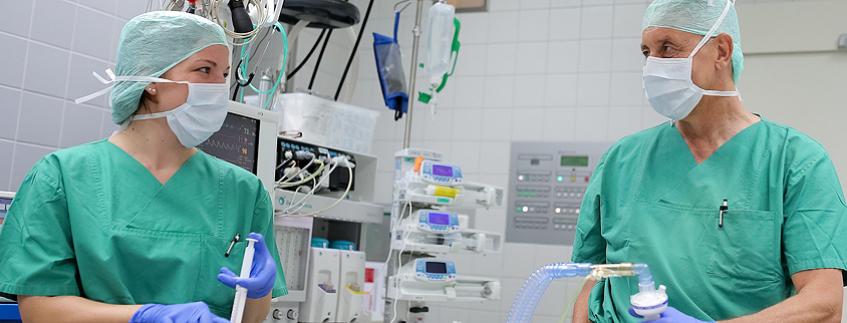 Klinik für Anästhesie Pius-Hospital