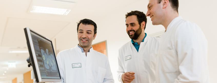 Facharztweiterbildung im Pius-Hospital Oldenburg