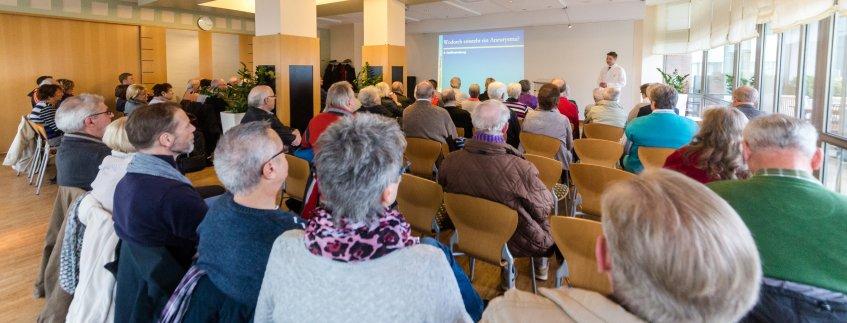 Informationsveranstaltungen für Patientinnen und Patienten im Pius Hospital Oldenburg