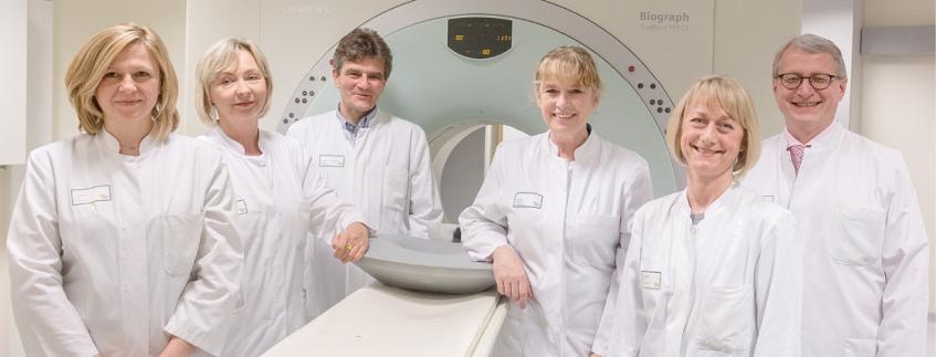 Die Klinik für Nuklearmedizin im Pius-Hospital Oldenburg