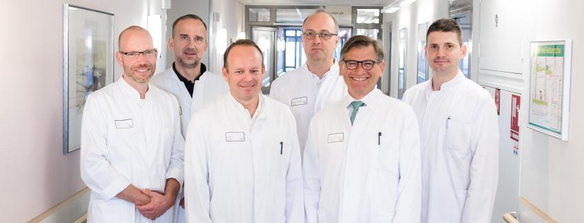leitende Ärzte -- Universitätsklinik für Orthopädie und Unfallchirurgie
