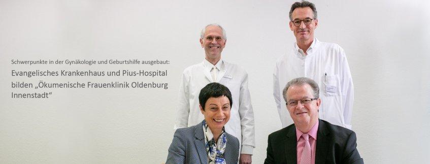 Presseinfo Schwerpunkte in der Gynäkologie und Geburtshilfe ausgebaut