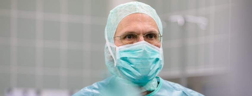 Minimalinvasives Operieren Gynäkologie Pius-Hospital