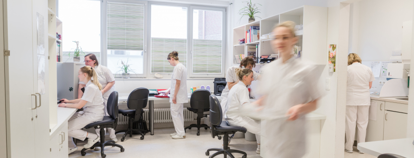 Fortbildung Pflege Pius-Hospital