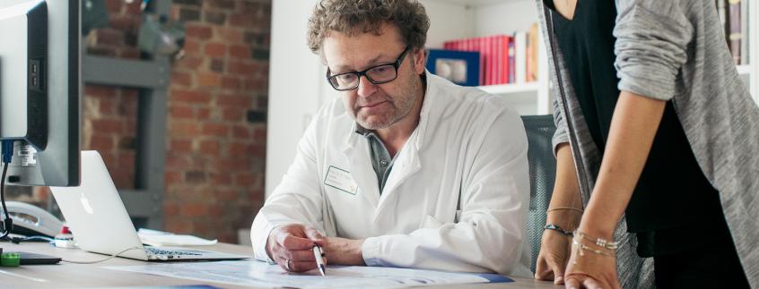 Prof. Dr. Björn Poppe Medizinische Strahlenphysik