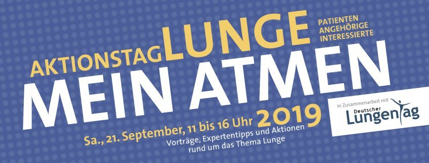 Aktionstag Lunge 2019 im Pius-Hospital Oldenburg