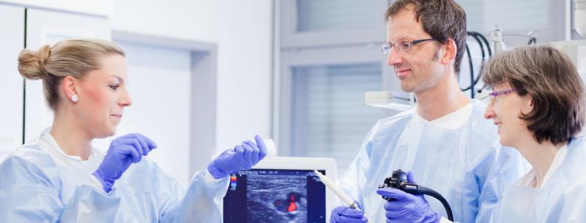 Klinik für Innere Medizin, Pneumologie und Gastroenterologie im Pius-Hospital Oldenburg