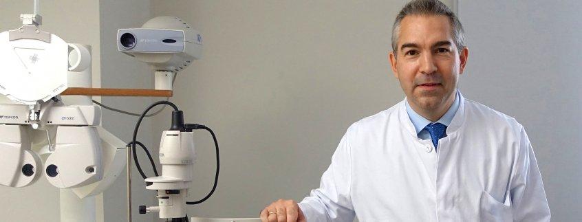 Prof. Schrader Augenheilkunde Pius-Hospital