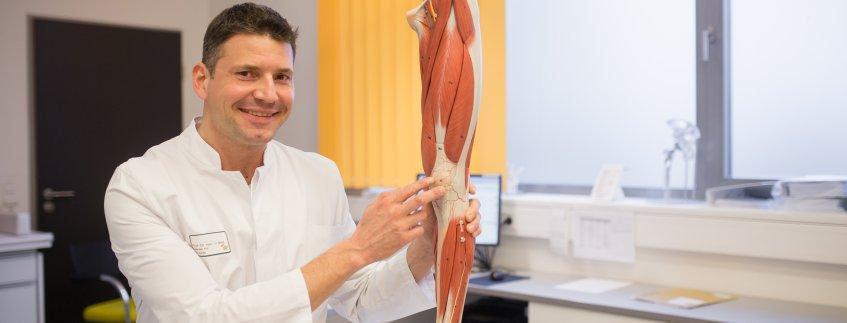 Prof. Dr. Maus -- Universitätsklinik für Orthopädie und Unfallchirurgie