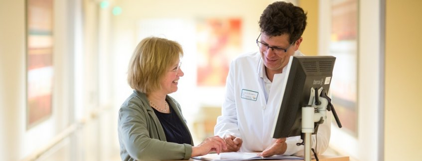 Psychoonkologie: Zusammenarbeit mit ärztlichen Kollegen