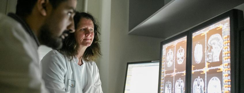 Modernste Technologie im Institut für Diagnostische und Interventionelle Radiologie