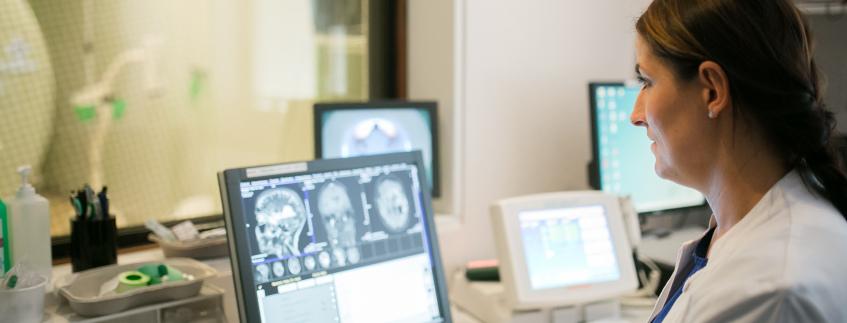 MRT im Institut für Diagnostische und Interventionelle Radiologie