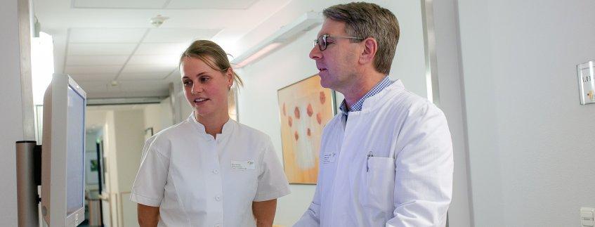 Klinik für Thorax-, Gefäß- und endovaskuläre Chirurgie im Pius-Hospital Oldenburg