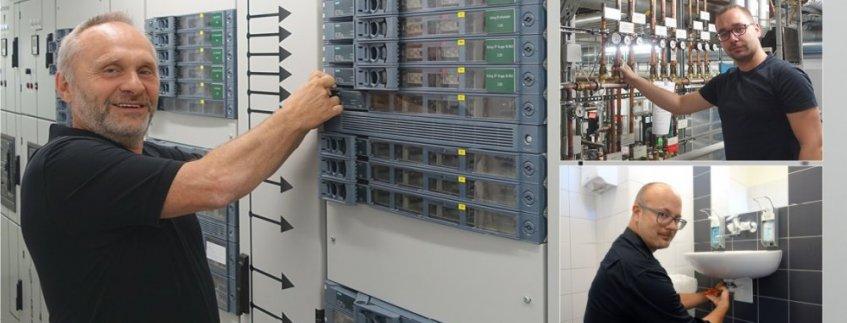 Mitarbeiter/in (m/w/d) im Bereich Betriebstechnik
