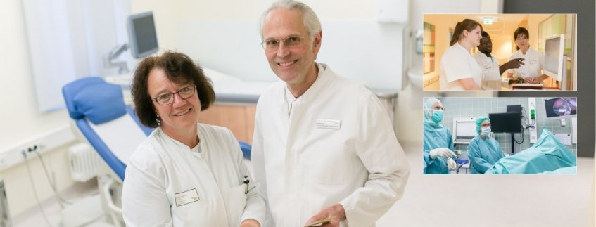 Das Pius-Hospital sucht: Oberärztin/-arzt in der Universitätsklinik für Gynäkologie