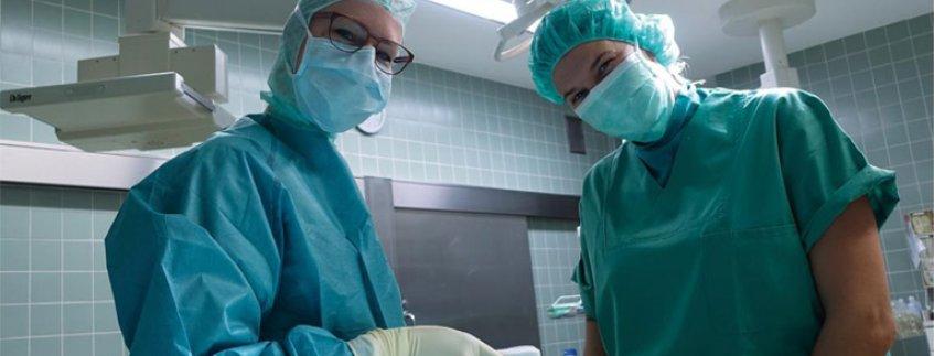 Gesundheits- und Krankenpfleger/in oder Operationstechnische/r Assistent/in, OTA