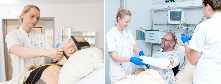 Fachkrankenschwester / Fachkrankenpfleger (m/w/d) Interdisziplinäre Intensivstation