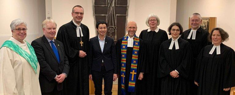 Feierliche Entpflichtung – Seelsorger Pfarrer Jürgen Becker in den Ruhestand verabschiedet
