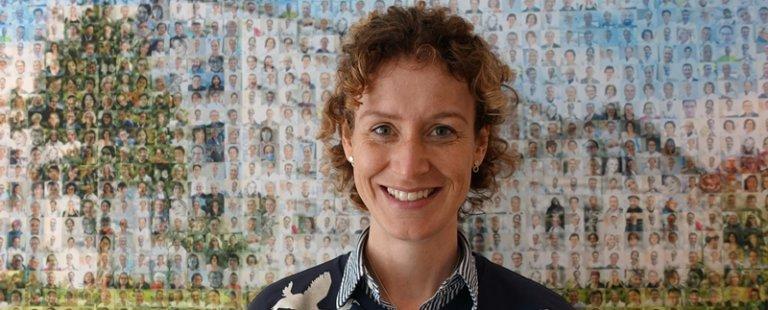 Eva-Maria Burke ist neue evangelische Seelsorgerin