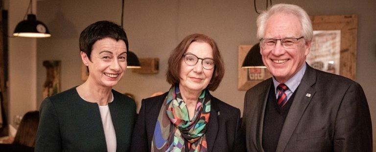 Pius-Verwaltungsrat: Marianne Anderl tritt Ruhestand an