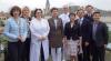 Delegation aus Taiwan zu Gast im Pius-Hospital