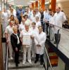 Gold-Zertifikat Saubere Hände im Pius-Hospital